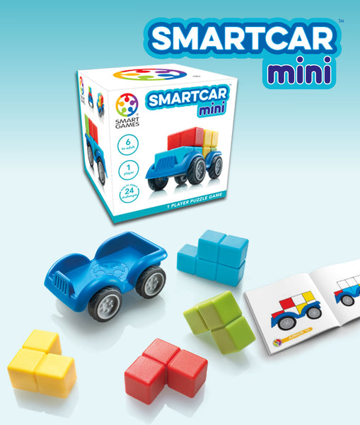Smart Car Mini Logic Game
