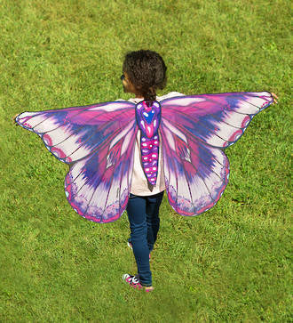 Butterfly Wings - Purple