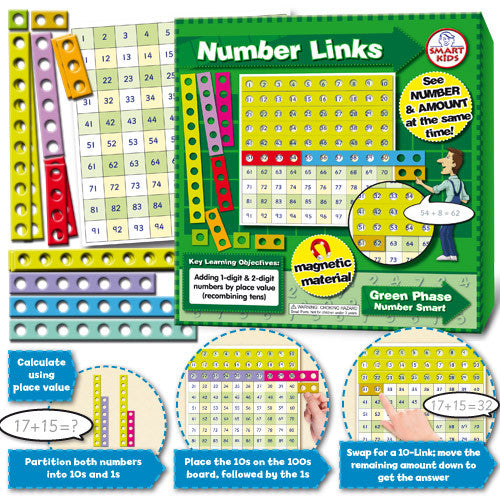 Magnetic Number Links 2