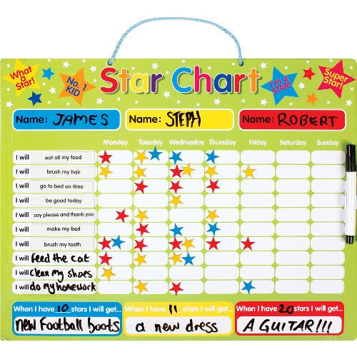 Magnetic Star Chart
