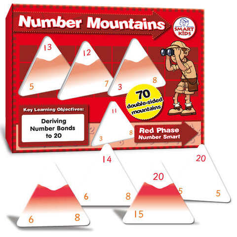 Number Mountains 2