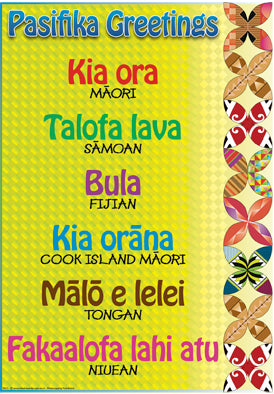 Pasifika Greetings