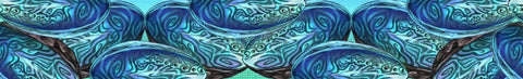 Paua Shell Borders