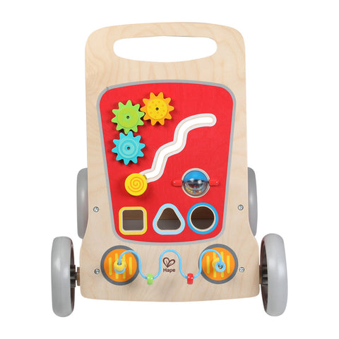 Hape Racing Baby Walker