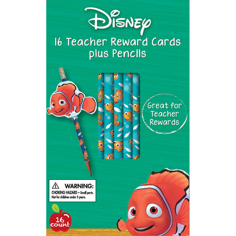 Finding Nemo™ Pencils & Toppers