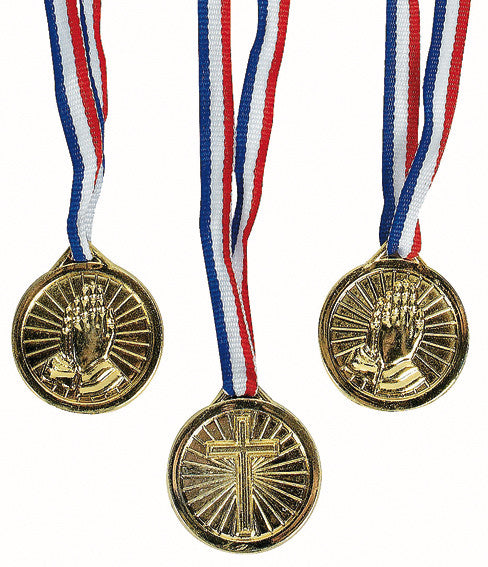 Religious Gold Medals