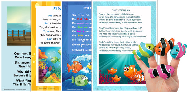 Fish Poetry Pack