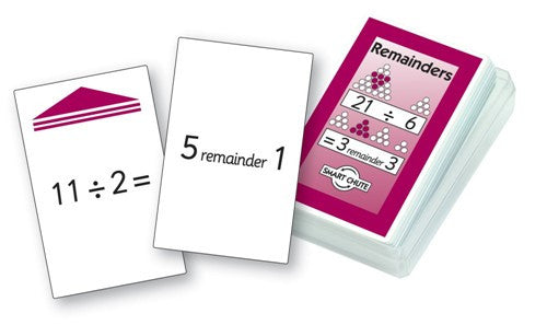 Remainders Card Pack