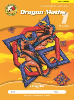 Dragon Maths Book 1 (Year Level 3)