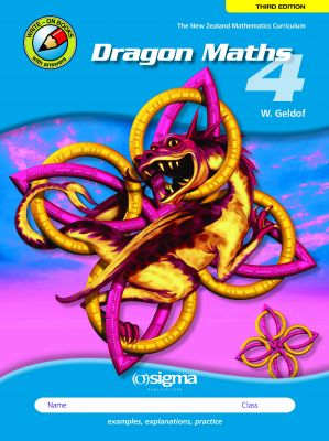 Dragon Maths Book 4 (Year Level 6)