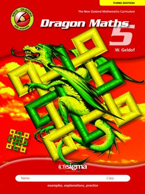 Dragon Maths Book 5 (Year Level 7)