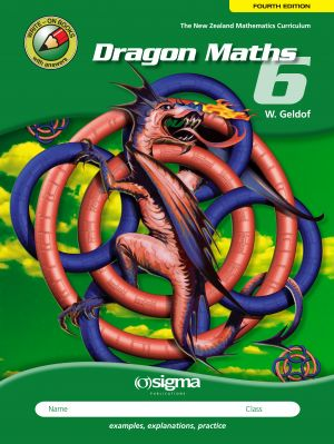 Dragon Maths Book 6 (Year Level 8)