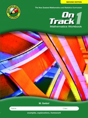 On Track Maths Book 1 (Year Level 9: mid-band)