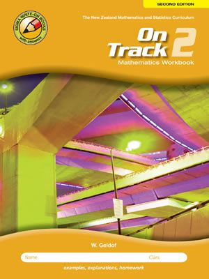 On Track Maths Book 2 (Year Level 10: mid-band)