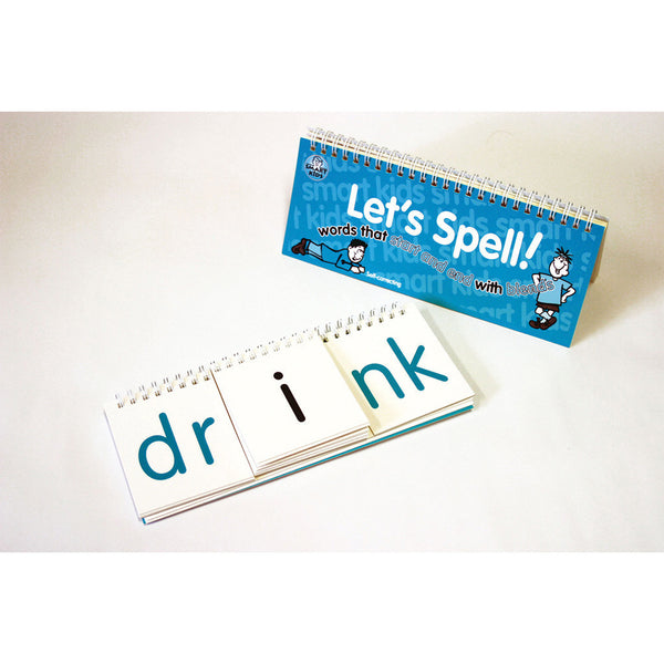 Let's Spell - Start & End with a Blend