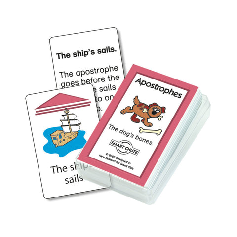 Apostrophes Card Pack
