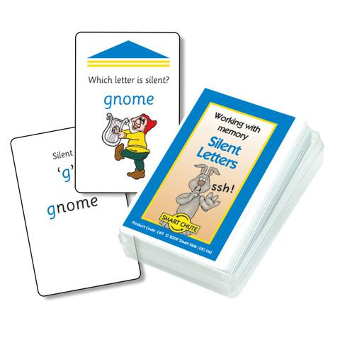 Silent Letters Card Pack