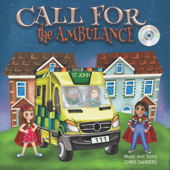 Call for the Ambulance book & CD