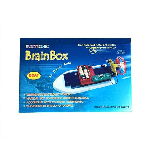 BrainBox Boat