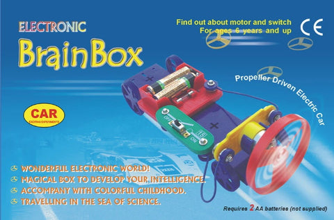 BrainBox Car