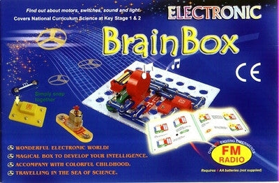 BrainBox FM Radio Set
