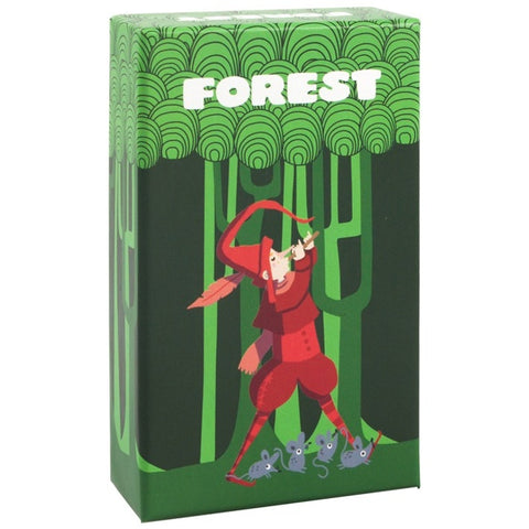 Forest Card Game