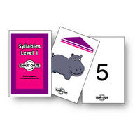 Syllables Level 1 Card Pack