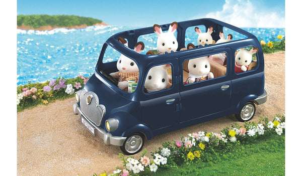 Sylvanian Families Bluebell Seven Seater