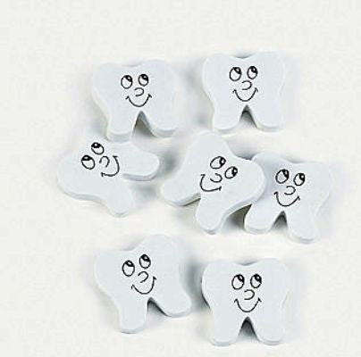 12 Tooth Erasers