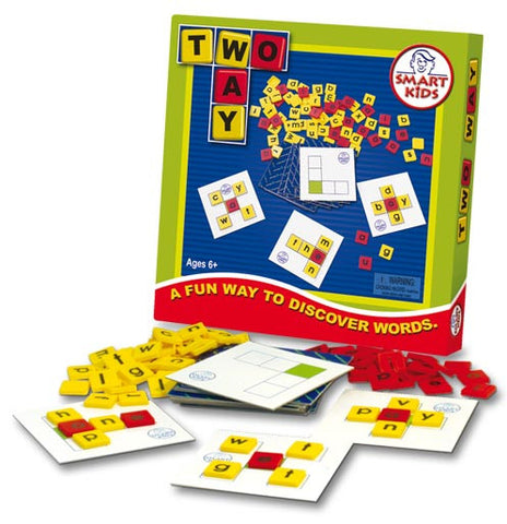 Two Way 3 Letter Word Game