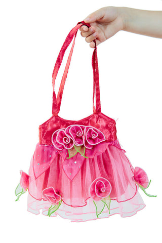 Bloom Handbag Hot Pink