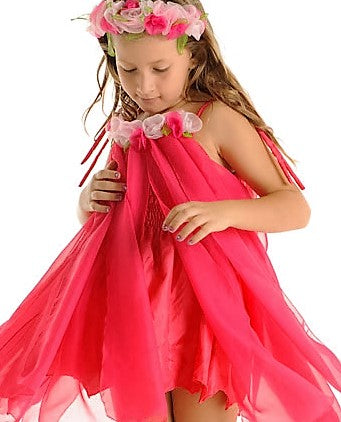 WaterLily Fairy Hot Pink Dress Up