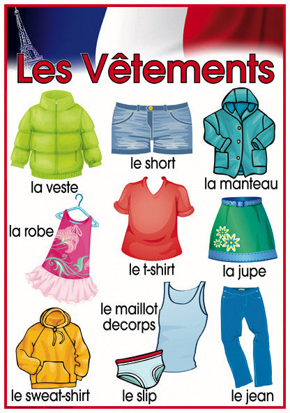 French Clothing