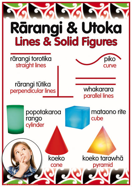 Bilingual Lines & Solids