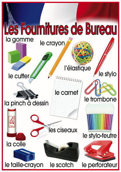 French Stationery