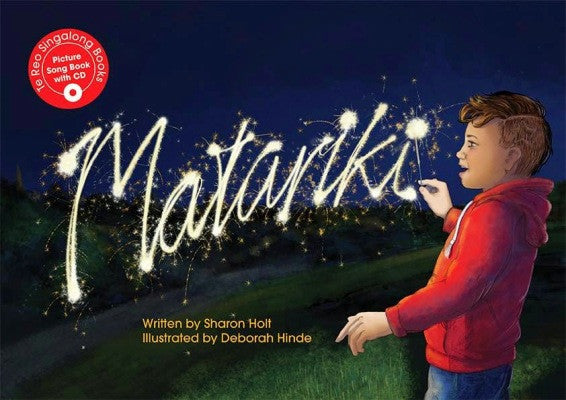 Matariki (Maori New Year) Singalong Book