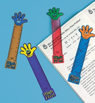 High 5 Bookmarks 48