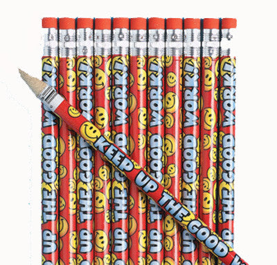 Keep Up the Good Work Pencils