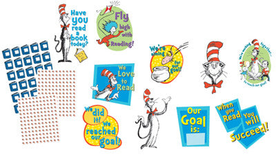 Dr Seuss Reading Kit