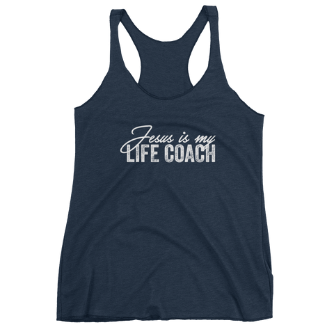 Jesus is My Lifecoach Tank