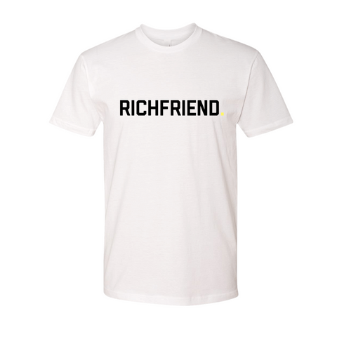 NEW! Rich Friends Men's Tee