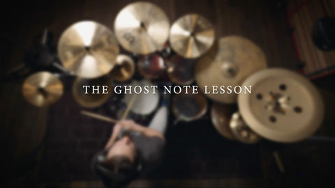 The Ghost Note Lesson