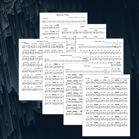 Modern Value Drum Transcriptions