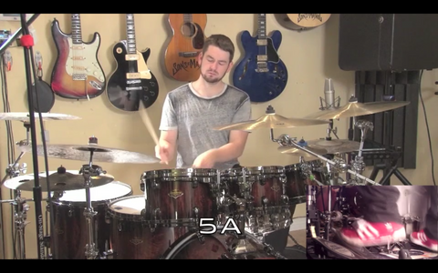 Double Bass Chopz Lesson - Matt Garstka