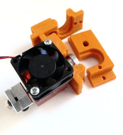 E3D Adapter for Bulldog - PrintIt Industries