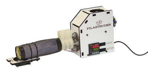 Fully assembled Filastruder - PrintIt Industries