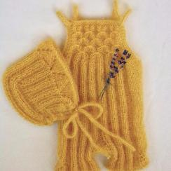 Ropes and Ladders - Knitting Pattern