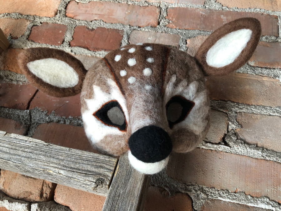 Little Fawn Mask