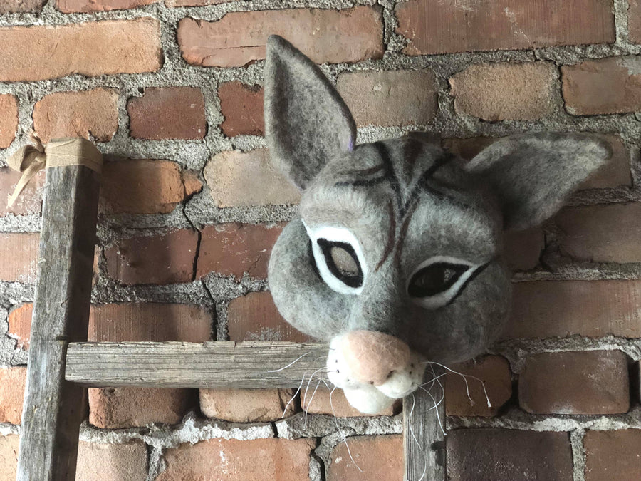 Custom Cat Mask
