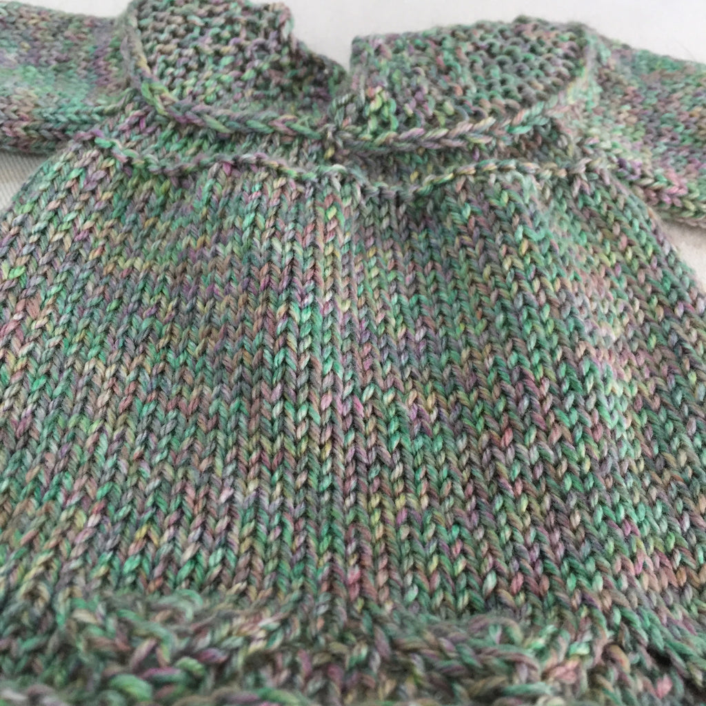 "Dress and Sweater pattern for Dolls 16""-18"""
